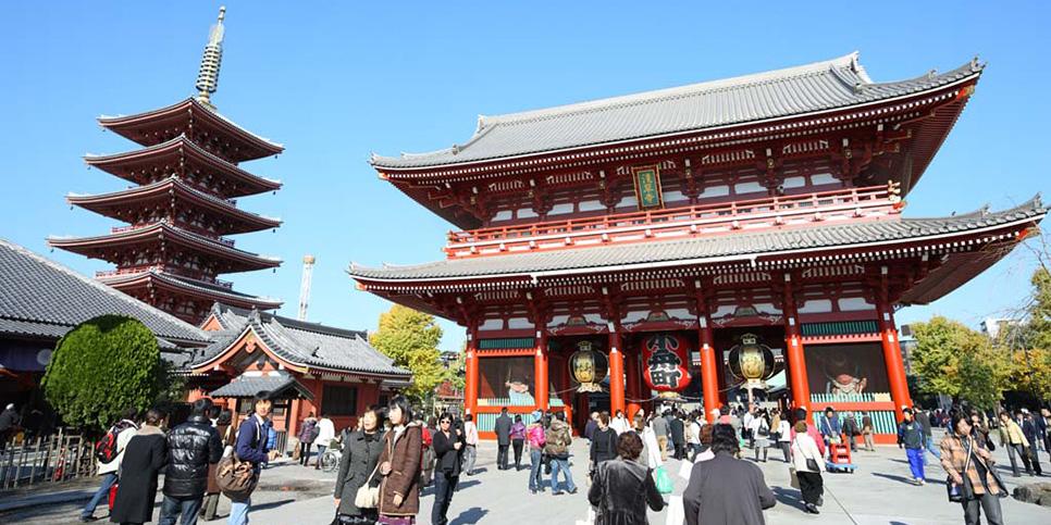 Đền Thờ Asakussa – Kumon