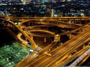 giao thông Nhật
