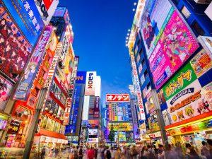 Những địa điểm du lịch nổi tiếng Nhật Bản phần 2