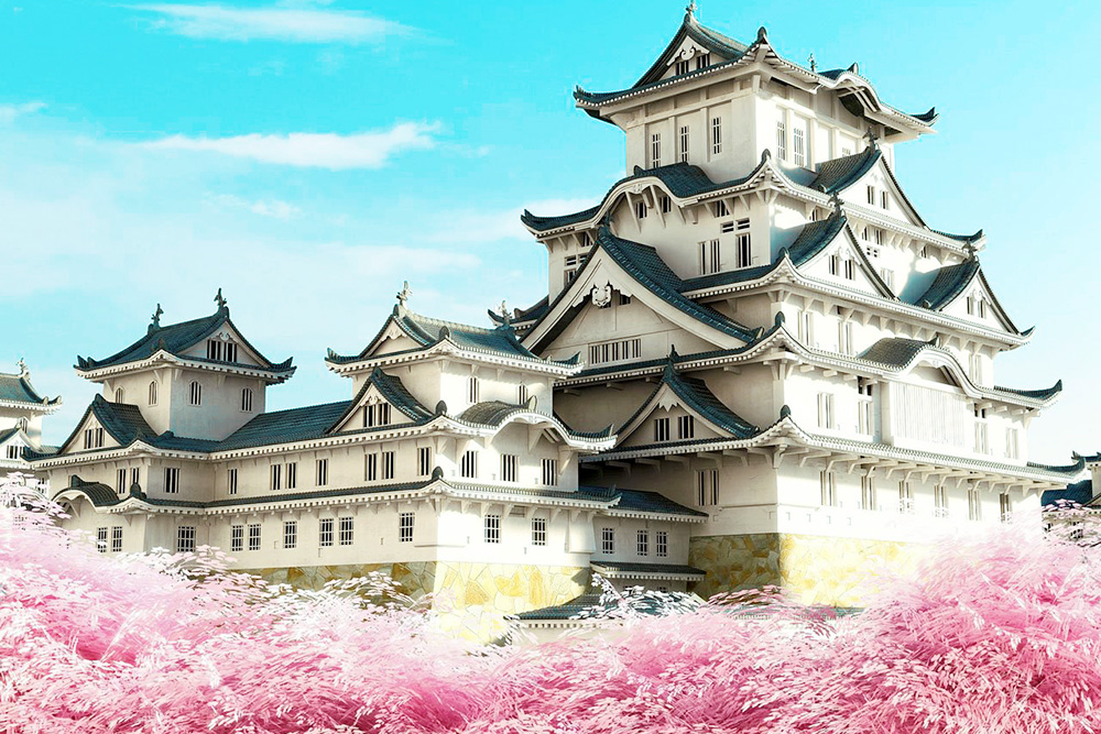 Những địa điểm du lịch nổi tiếng Nhật Bản phần 1