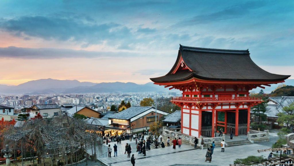 Giới thiệu chung về nước Nhật